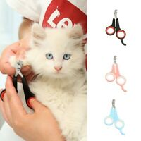 Dog Nail Clippers Professional Ergonomic Lightweight for Small  Pets Cats Birds