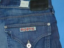 Hudson Men's Jeans Clifton 5 Pocket  Bootcut  Cotton Blend Actual 37 X 32 3/4
