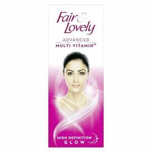 Fair & Lovely Advanced Multi Vitamin Face Cream, 80g