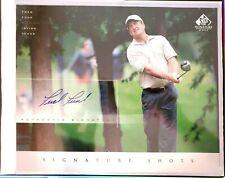 Fred Funk 2004 SP Golf Signature Shots Authentic Signatures #FF PGA Tour Nice!