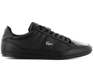 Lacoste Chaymon BL 1 Herren Sneaker Schwarz CMA 7-37CMA009402H Freizeit Schuhe