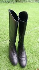 SONIA RYKIEL Superbes bottes cuir pointure 37,5 en très bon état.