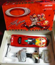RARE, SCOTTY CANNON, 1/24 ACTION 2000 FUNNY CAR, OAKLEY--KILLER RED MATER