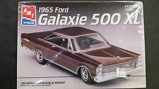 New in Box AMT 1965 FORD GALAXIE 500 1/25 Model Car  KIT FS
