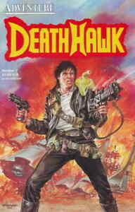 Death Hawk #1 VF/NM; Adventure | save on shipping - details inside
