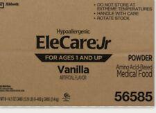 EleCare Jr Vanilla 14.1oz. Medical Children Food - 6 Pieces