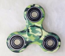 Fidget Hand Spinner Army Camo Color Camouflage Kids Girls Boys Cool Game Toy