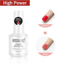 Nail Gel Polish Magic Remover For Manicure Fast Clean Within 3 Mins UV Gel Nails