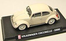 Nice 1/43 Volkswagen Coccinelle Beetle 2000 DeAgostini Auto Plus France
