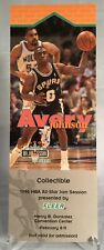 1996 NBA All-Star Jam Session Collectible Ticket Avery Johnson Spurs
