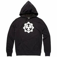 Gears of War Hoodie BLACK Men's Large & XL Sweatshirt by Loot Crate Official NEW