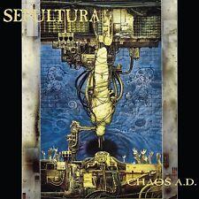 "Sepultura-Chaos A.d. (Expanded Edition) (Nuevo) 2 X 12"" Vinilo Lp"