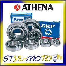 MS300620160XY CUSCINETTO BANCO RUOTA ALBERO ATHENA NJ206ECPC3HVA624 - SKF