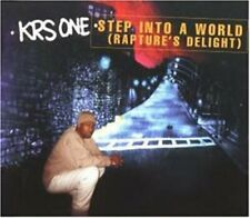 KRS-One Step into a world (1997) [Maxi-CD]