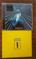 "Jamiroquai cd A funk odyssey 2001 Virtual Insanity"" (CD Single 1996) Lot"