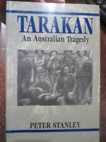 History Australian Battle of Tarakan Borneo 1945 WW2 Stanley used book