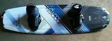 New O'BRIEN Clutch 137 Wakeboard With Access Boots Men's