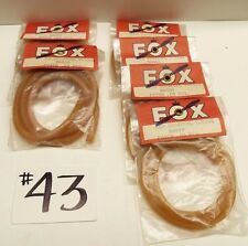 6CT FOX MANUFACTURING SURGICAL TUBING #86890 & #86889 RC/CL AIRPLANES -SHL2-#43