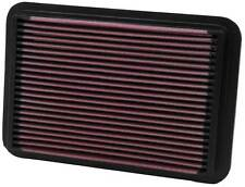 K&N AIR FILTER FOR TOYOTA PREVIA & HILUX 2.4 1989-2000 33-2050-1