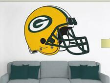 Green Bay Packers Vinyl Wall Decal Graphic Sticker 3 Sizes Available Large