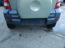 RENAULT SCENIC REAR BUMPER (CENTRE SECRION) RX4 05/01-12/04