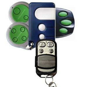 Garage Door Remote Control Compatible With VR650 VICWAY Blue or Green button