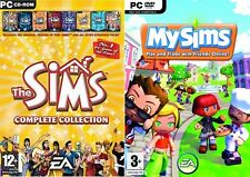 The Sims  Complete Collection & my sims