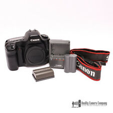 Classic Canon 5D Body 12.8MP, Lightly Used, 2 Batteries & Charger