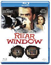 Rear Window NEW Classic Blu-Ray Disc Alfred Hitchcock James Stewart Grace Kelly