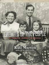 NEW Enemies of the People: My Family's Journey to America by Kati Marton