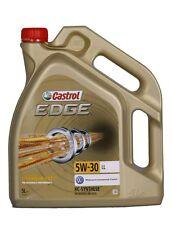 5 L CASTROL EDGE 5W30 LL ,TAPPO ANTICONTRAFFAZIONE