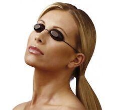 3 Paire de Solarium Bronzage Lunettes UV Eye Protection Slim Ligne Élastique