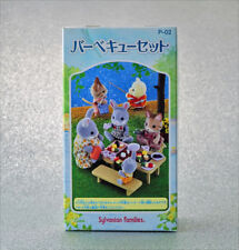 Sylvanian Families Calico Critters BBQ & Picnic Table Set