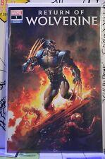 Return of Wolverine #1 CGC 9.6-9.8 NM/MT Clayton Crain Variant TradeDress