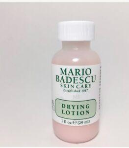 Mario Badescu DRYING LOTION Plastic Bottle Full Size 1.0 oz Sealed Free Shipp