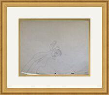 Original 1968 Beatles Yellow Submarine Production Drawing Paul McCartney (YS4)
