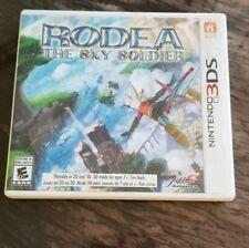 Rodea the Sky Soilder Nintendo 3DS