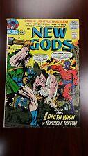 NEW GODS #8 - DC Bronze Age 1972