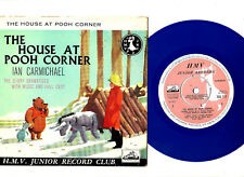 """KID's"".IAN CARMICHAEL.THE HOUSE ON POOH CORNER.UK ORIG 7"" EP & PIC/SL.EX-/EX"