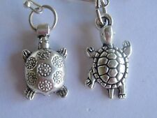 Turtles, Reptiles, shell fresh water or sea creature, turtle choice of 2,