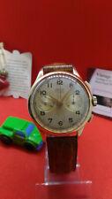 Cronografo TOURIST  Precision Bi Compax- 60s -Excellent Condition- Vintage Watch