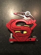 Superman Tattoo Machine gun liner shader