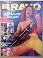BRAVO 24 - 7.6. 1979 (3) Ted Hugent Superman Louis de Funès Donna Summer No DICE