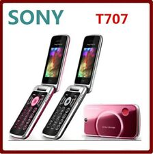 Original Sony Ericsson T707 mobile phones 3G bluetooth mp3 player 3.2Mp camera
