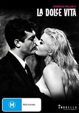 La Dolce Vita (DVD) Federico Fellini  [Region 4] NEW/SEALED