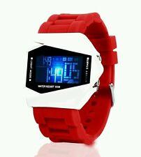 HOT SALES Digital LED Fashion Sports Wrist Watch Unisex Men Women Kids Boys Girl