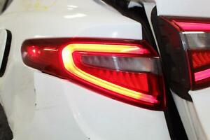 2019 ALFA-ROMEO STELVIO Left Driver Side LH Outer LED Brake Lamp (Taillight) OEM