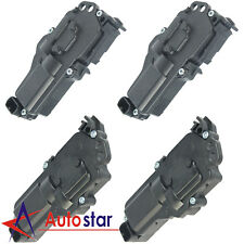 4pcs 2 Right and 2 Left Side Door Lock Actuators Set For Ford Lincoln Mercury
