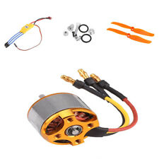 A2212 2200KV Brushless Motor+30A ESC Quad-Rotor W/ Mount For RC Plane Helicopter