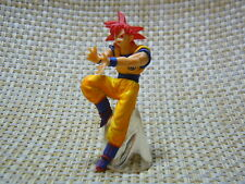 Dragon Ball Z GT   Goku Gokou God  HG VS Gashapon  Figure Bandai